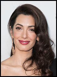 May 15, 2019 - London, London, United Kingdom - Image licensed to i-Images Picture Agency. 15/05/2019. London, United Kingdom. Amal Clooney arriving at the Catch 22 premiere in London. (Credit Image: © Stephen Lock/i-Images via ZUMA Press)
