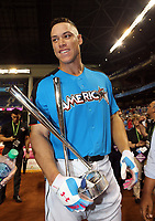 MIAMI, FL - JULY 11 All-Star  Game at Marlins Park on July 11, 2017 in Miami, Florida.<br /> (Photo byTom DiPace )