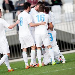 20140305: SLO, Football - U21 Friendly match, Slovenia vs Croatia