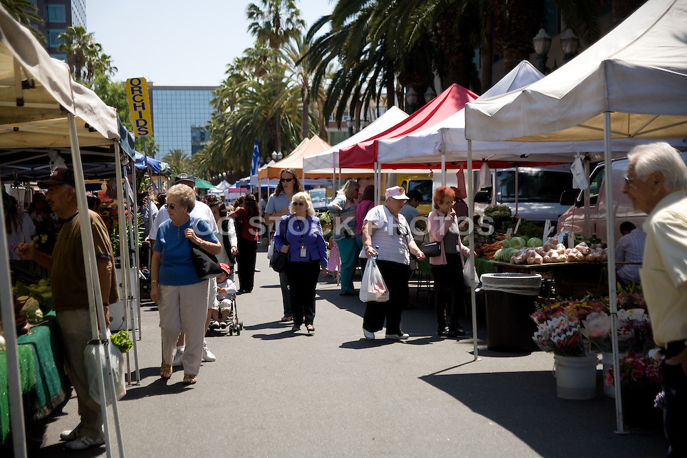 Downtown Anaheim Certified Farmer's Market and Craft Fair