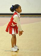 Lutheran West at Oberlin boys varsity basketball on February 18, 2011.