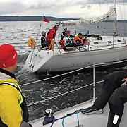 Seilkurs for voksne i Asker Seilforening i 2012.
