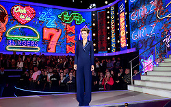 Presenter Emma Willis during the Celebrity Big Brother Launch Night at Elstree Studios, Hertfordshire.