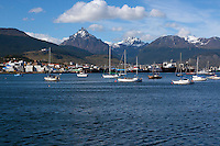 Ushuaia is the capital city of Tierra del Fuego Province in Argentina.
