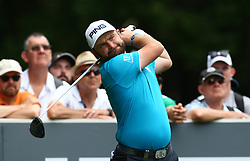 May 25, 2017 - Virginia Water, United Kingdom - Andy Sullivan of England during 1st Round for the 2017 BMW PGA Championship on the west Course at Wentworth on May 25, 2017 in Virginia Water,England  (Credit Image: © Kieran Galvin/NurPhoto via ZUMA Press)