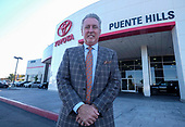 Nick Cardin, general manager of Puente Hills Toyota/Scion