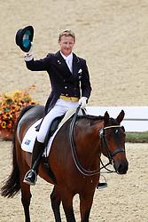 Parbery Brett (AUS) - Victory Salute<br /> Alltech FEI World Equestrian Games <br /> Lexington - Kentucky 2010<br /> © Dirk Caremans