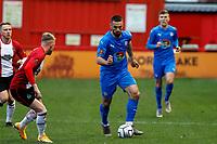 Jordan Williams. Altrincham FC 1-1 Stockport County FC. Vanarama National League. 27.12.20