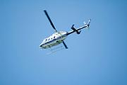 Israeli police Helicopter