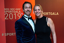 18-12-2019 NED: Sports gala NOC * NSF 2019, Amsterdam<br /> The traditional NOC NSF Sports Gala takes place in the AFAS in Amsterdam / /