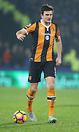 Harry Maguire of Hull City during the English Premier League match at the KCOM Stadium, Kingston Upon Hull. Picture date: December 30th, 2016. Pic Simon Bellis/Sportimage