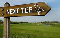 GOES - De Goese Golfclub. next tee , . Copyright Koen Suyk