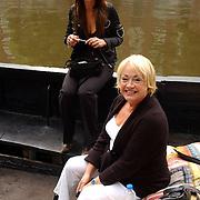 NLD/Amsterdam/20050808 - Deelnemers Sterrenslag 2005, Viola Holt en Marielle Bastiaansen