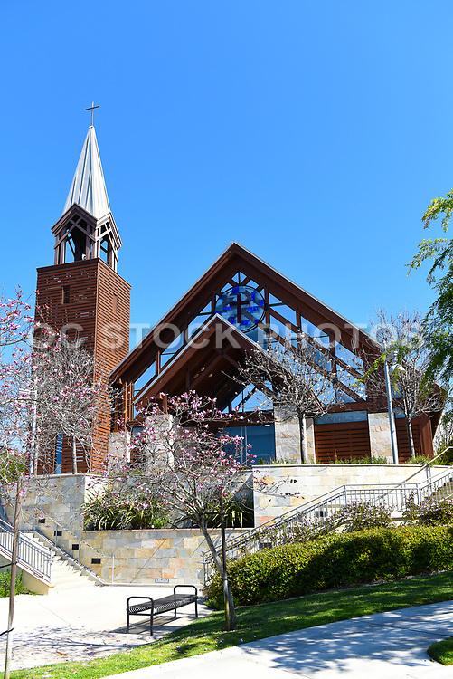 Chapel Bell Tower at Mariners Church