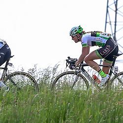 27-05-2016: Wielrennen: Boels Rental Classic: Valkenburg  <br /> VALKENBURG (NED) wielrennen<br /> Marianne Vos, Monique van der Ree, Claudia Koster