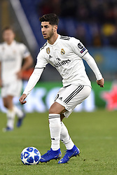November 27, 2018 - Rome, Rome, Italy - during the UEFA Champions League match between Roma and Real Madrid at Stadio Olimpico, Rome, Italy on 27 November 2018. (Credit Image: © Giuseppe Maffia/Pacific Press via ZUMA Wire)