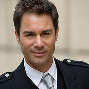 Canadian Emmy award-winning actor Eric McCormack, famous for his role as gay lawyer Will Truman in the NBC sitcom Will & Grace at TV Festival 2006 in Edinburgh, Scotland.<br />