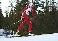 Ski , Skiskyting ,<br /> Sjusjøen,<br /> 16.11.2013<br /> Foto: Dagfinn Limoseth , Digitalsport<br /> Tora Berger , NOR