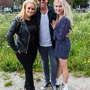 NL/Huizen/20207017 - Jeffrey en Suzan cd presentatie, Samatha Steenwijk met  jeffrey Schenk en Suzan de Reus