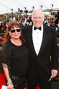 John McGuire and wife