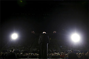 U.S. Democratic presidential candidate Bernie Sanders speaks at a campaign rally in Ann Arbor, Michigan, March 7, 2016. Jim Young/reuters