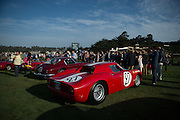 August 14-16, 2012 - Pebble Beach / Monterey Car Week. Ferrari's