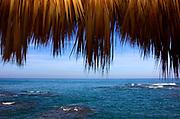 View to Beach - Jakes Hotel - Treasure Beach Jamaica