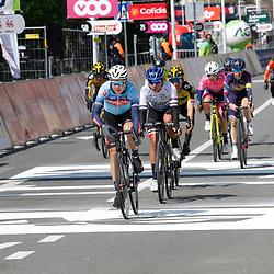 25-04-2021: Wielrennen: Luik Bastenaken Luik (Vrouwen): Luik: Thalita de Jong