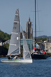 Final days' racing at the Silvers Marine Scottish Series 2016, the largest sailing event in Scotland organised by the  Clyde Cruising Club<br /> <br /> Racing on Loch Fyne from 27th-30th May 2016<br /> <br /> GBR179, Abracadabra, Howard Stevenson, Tynemouth SC<br /> <br /> Credit : Marc Turner / CCC<br /> For further information contact<br /> Iain Hurrel<br /> Mobile : 07766 116451<br /> Email : info@marine.blast.com<br /> <br /> For a full list of Silvers Marine Scottish Series sponsors visit http://www.clyde.org/scottish-series/sponsors/