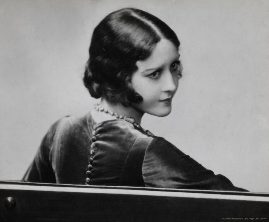 Elizabeth Nelvi, opera singer & composer (Mrs. Craig Edmonston), England, UK, 1924