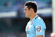 Dave Dennis. Waratahs v Force. 2013 Investec Super Rugby Season. Allianz Stadium, Sydney. Sunday 31 March 2013. Photo: Clay Cross / photosport.co.nz