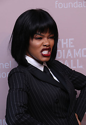 September 15, 2018 - New York City, New York, USA - 9/13/18.Teyana Taylor at Rihanna''s 4th Annual Diamond Ball held at Cipriani Wall Street in New York City..(NYC) (Credit Image: © Starmax/Newscom via ZUMA Press)