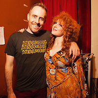 Julie Klausner's How Was Your Week Live - with Ted Leo - The Bell House - October 30, 2013