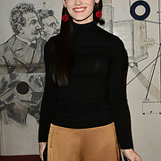 Actress Kerry Browne arrivers at Eleven Film Premiere at Picture House Central, Piccadilly Circus on 10 November 2018, London, Uk.