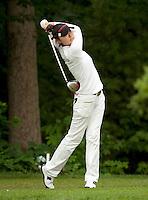 Ayaka Kaneko during LPGA Futures Tour Saturday, July 23rd.  (Karen Bobotas/for the Concord Monitor)