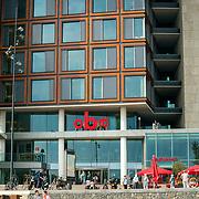 NLD/Amsterdam/20180628 - Rondvaart Amsterdam, OBA Amsterdam