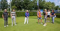 SCHIPLUIDEN / Delft -  - NGF GolfStart bij Delfland Golf. olv van PGA pro Ashley Bergwerff.       COPYRIGHT KOEN SUYK