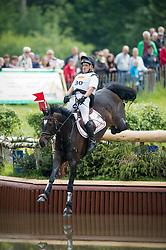 Geirnaert Rik (BEL) - Zaferlina MH <br /> Cross Country <br /> CCI4*  Luhmuhlen 2014 <br /> © Hippo Foto - Jon Stroud