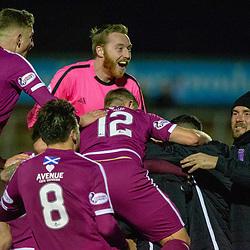 Forfar Athletic v Arbroath, Scottish Football League Division One