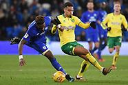 Cardiff City v Norwich City 011217