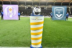 December 12, 2017 - Toulouse, France - Illustration Coupe de la Ligue TFC vs GIR (Credit Image: © Panoramic via ZUMA Press)