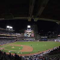 15 March 2009: General view of Petco Park during the 2009 World Baseball Classic Pool 1 game 2 at Petco Park in San Diego, California, USA. Korea wins 8-2 over Mexico.