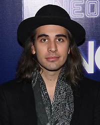 December 5, 2018 - Hollywood, California, USA - NICK SIMMONS attends the premiere of Neon's 'Vox Lux' at ArcLight Hollywood in Los Angeles, California. (Credit Image: © Billy Bennight/ZUMA Wire)