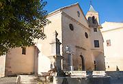 Iglesia de Carmen church, Alhama de Granada, Spain