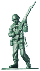 Plastic toy soldier VA1_803_266