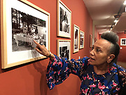 October 16,2018- Montpellier France--- I am A Man Civil Rights Photography exhibition curated by William Ferris and the University of North Carolina opening in  Montpellier France Photo© Suzi Altman.  <br /> The Exhibit I Am A Man Civil Rights Photographs from 1960-1970 curated by William Ferris and UNC  opening.<br /> <br /> I have have had the honor to accompany James and the work I am doing will be part of a long term project We have been working on with his wife Judy Alsobrooks Meredith entitled- Citizen James Meredith His Story is HISTORY.  Photos copyright © Suzi Altman #art #photography #historychannel #civilrights #documentaryphotography #ernestwithers #emmetttill #mississippi #jamesMeredith Stay tuned for posts from Montpellier. #montpellier #france #history #photooftheday #grateful #icon #suzialtman #passion #explore #learn #grow #change #iphone #nofilter