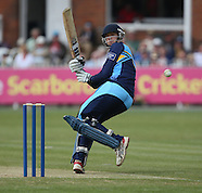 Yorkshire Vikings v Leicestershire Foxes 090613