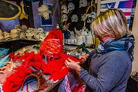 Ca' Macana is the top supplier of handmade Venetian carnival masks, Venice, Italy.