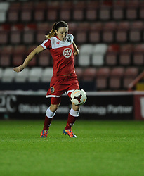 Bristol Academy Womens' Corinne Yorston - Photo mandatory by-line: Joe Meredith/JMP - Mobile: 07966 386802 - 13/11/2014 - SPORT - Football - Bristol - Ashton Gate - Bristol Academy Womens FC v FC Barcelona - Women's Champions League