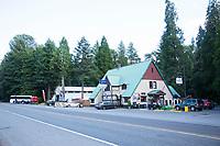 McKenzie General Store in McKenzie Bridge, Oregon.
